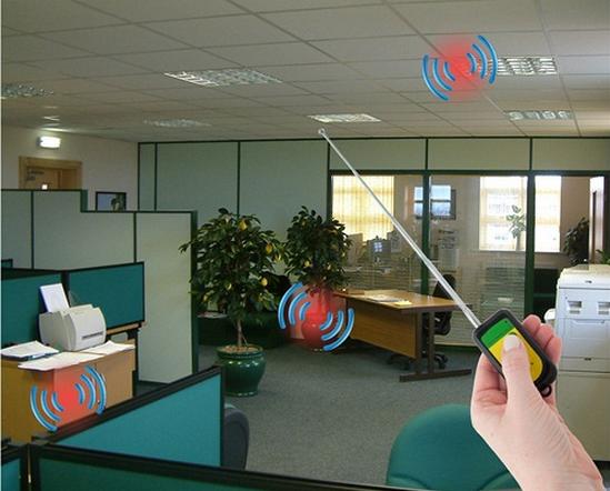 подборка самых проверка офиса на прослушку исправлять