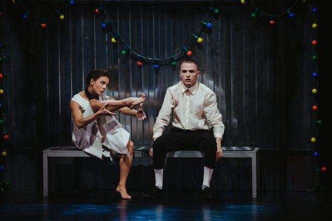 танцы на тнт, 4 сезон, 18 выпуск, 02.12.17, Илья Прелин и Оля Батурина, песня, трек, хореограф, смотреть видео
