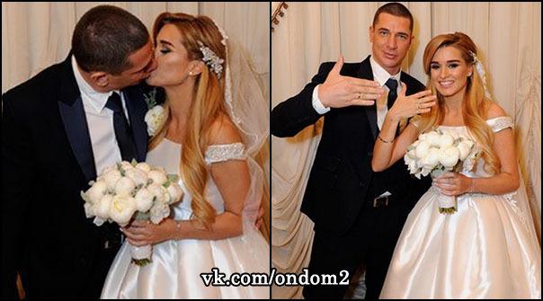 Бородина свадьба платье