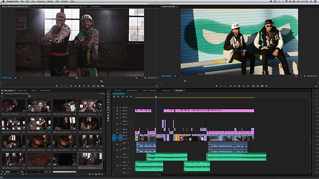 Как сделать видео светлее в adobe premiere pro