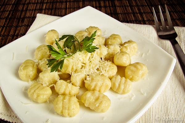 Ньокки с сыром рецепты