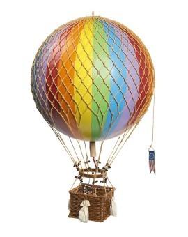 Как сделать из воздушный шар чтобы он летал 54