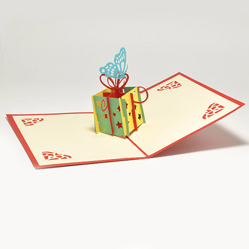 Как сделать открытки pop up своими руками