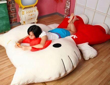 подушка Hello Kitty