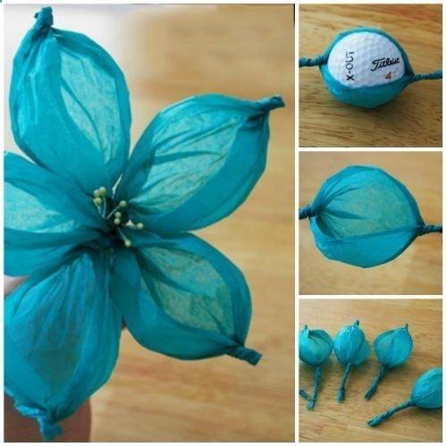 Цветы из гофрированной бумаги своими руками пионы фото 629