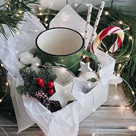 набор для подарка на Новый год своими руками