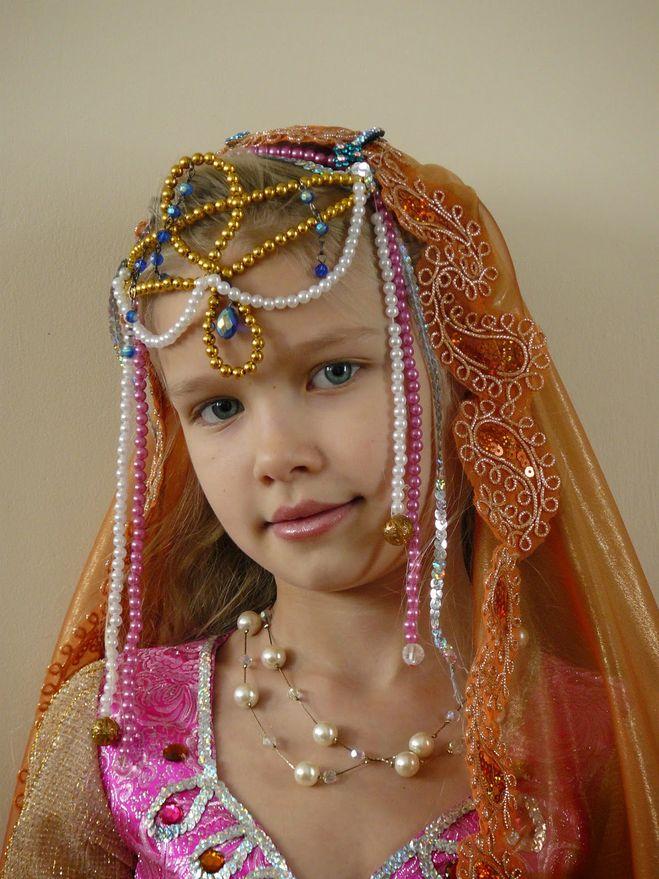 костюм восточной красавицы Шехерезады