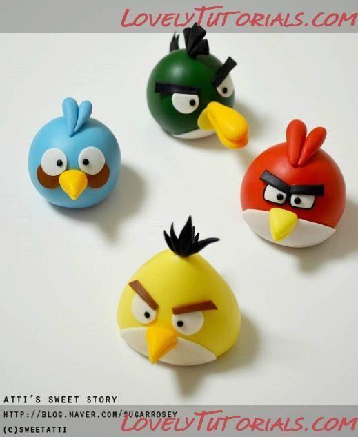 чтобы создать Angry birds,