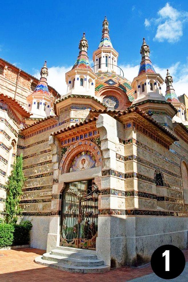 собор святой Кристины Льорет-де-Мар