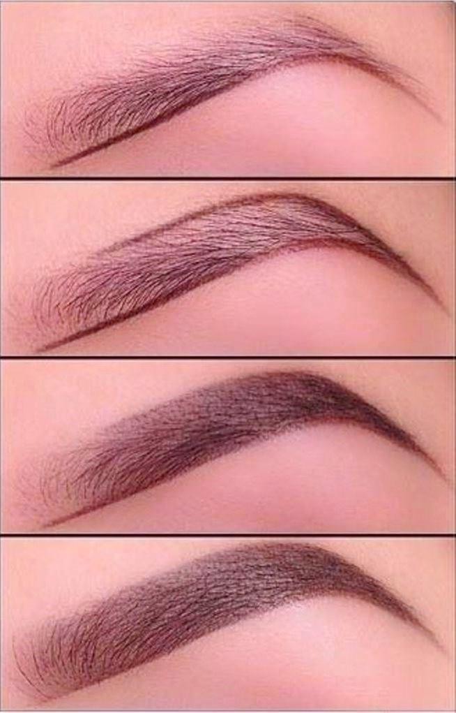 Чем можно красить брови если нет карандаша
