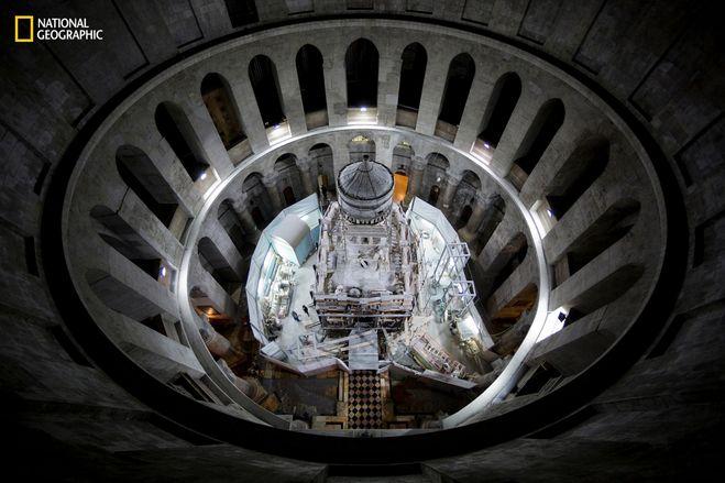 Зачем ученые вскрыли гробницу Иисуса Христа в Иерусалиме? Что обнаружили?