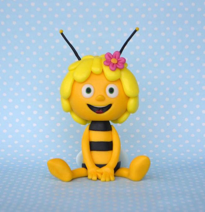Фигурка пчелы своими руками