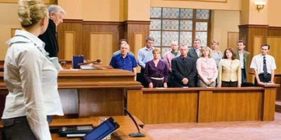 суд присяжных в России, условия суда присяжных