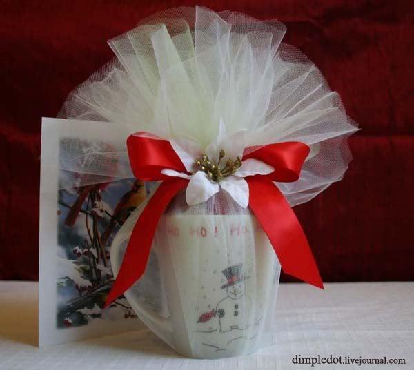 Как оформить кружку в подарок своими руками