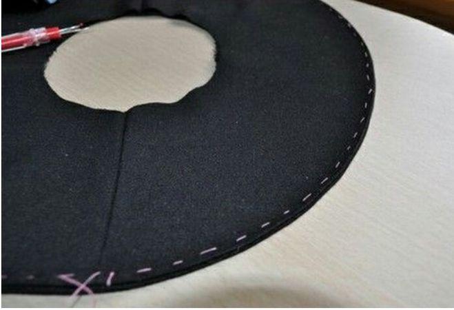 Как сделать шляпу из ткани