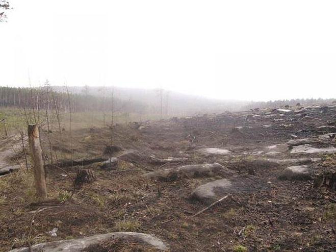 Чёртово кладбище