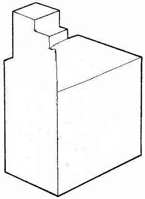 рисунок печки карандашом