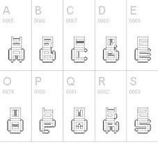 Объемные буквы своими руками из картона схема 912
