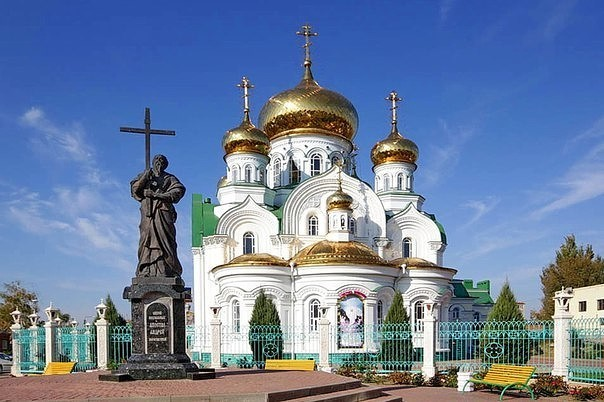 Батайск Храм Троицы