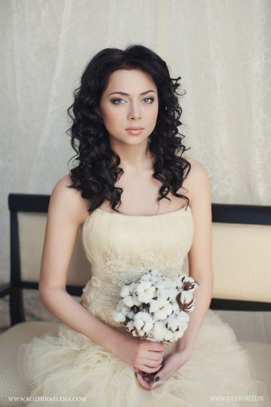 Настасья самбурская фото свадьба
