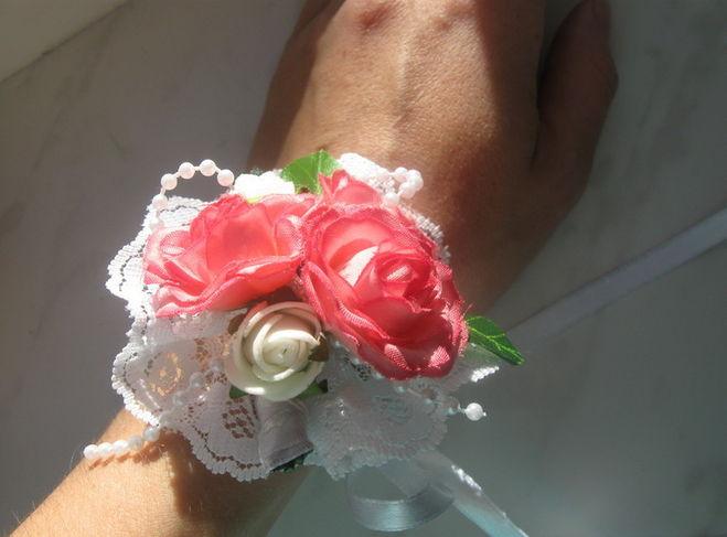 Как сделать свадебную бутоньерку своими руками 176