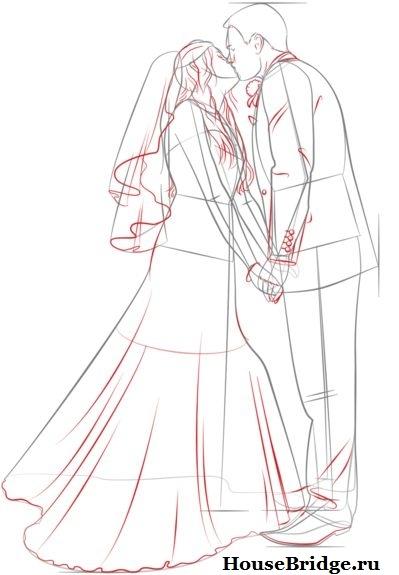 Хочу рисовать свадьба в ресторане