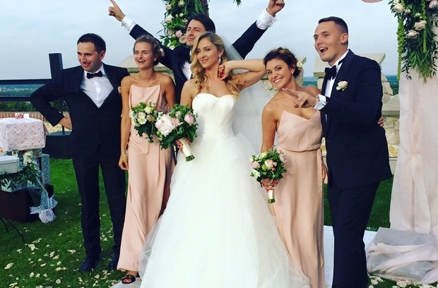Стас пьеха фото свадьбы
