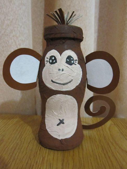 Из чего можно сделать обезьяну