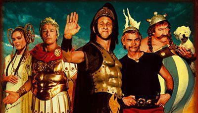 Астерикс и обеликс все фильмы по порядку