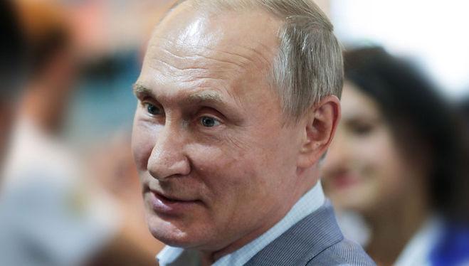 Путин, Европейские игры