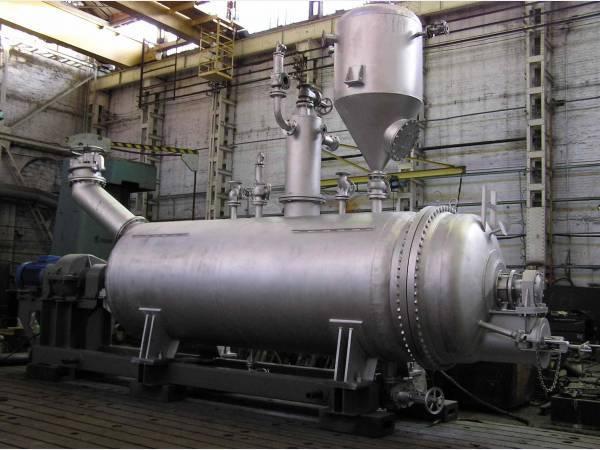 Монтаж вертикальных цилиндрических резервуаров