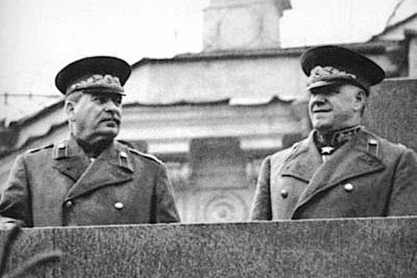 Жуков мог в случае необходимости возражать самому Сталину и отстаивать свою точку зрения