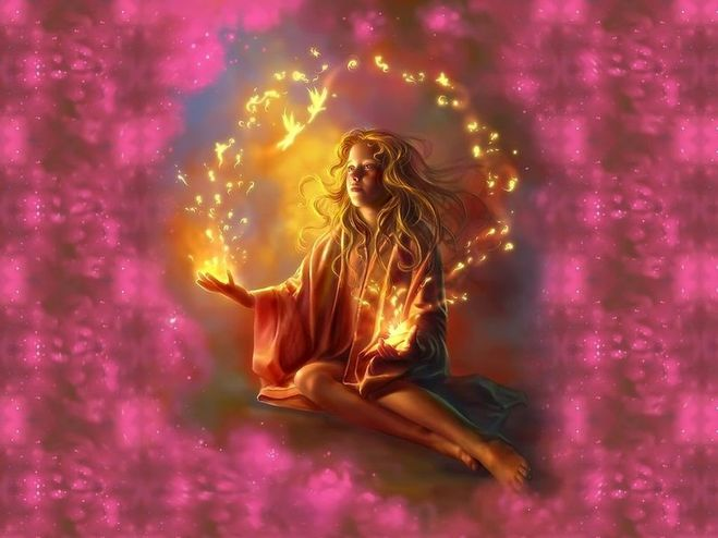 Волшебство и колдовство