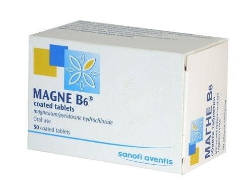 До какой недели пить магний б6 при беременности