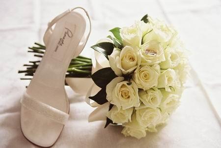 Свадебные букеты из живых цветов своими руками