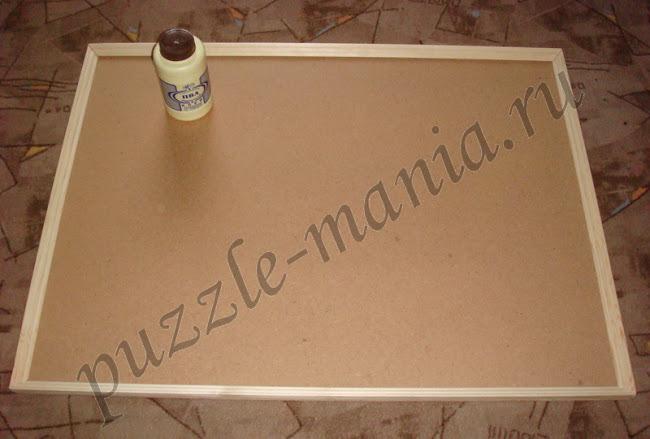 Как оформить пазлы в рамку своими руками фото RadeGost.ru