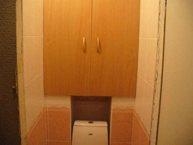 Как сделать ремонт в туалете своими руками