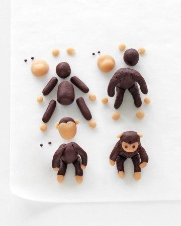Как и из чего сделать обезьяну своими