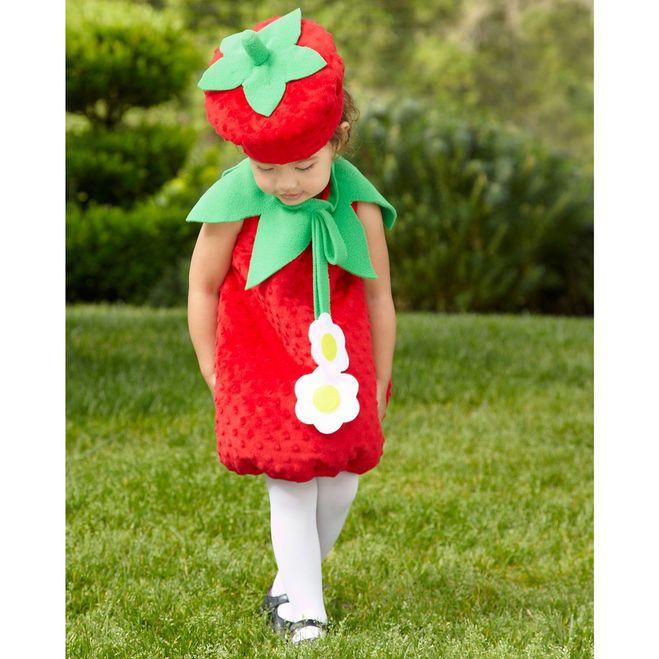 Костюмы фруктов и ягод своими руками 11