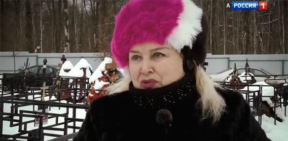 Дороти Бурхарт - кто такая? Где живет, возраст? Она наследница С.Софиевой?