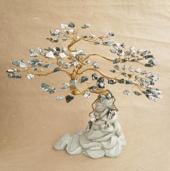 Деревья из камня своими руками фото 170