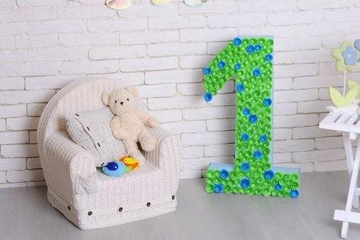 Цифра на день рождения для мальчика 129