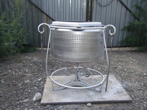 Барабан стиральной машины поделки