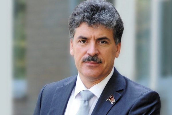 Павел Гудинин кандидат в президенты