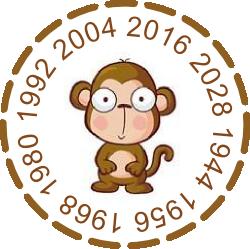 люди родившиеся в год обезьяны под знаком овна