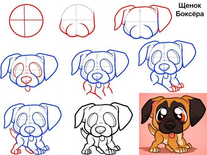 Как сделать собаку видео фото 791