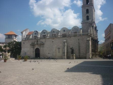где побывать на Кубе - старая Гавана