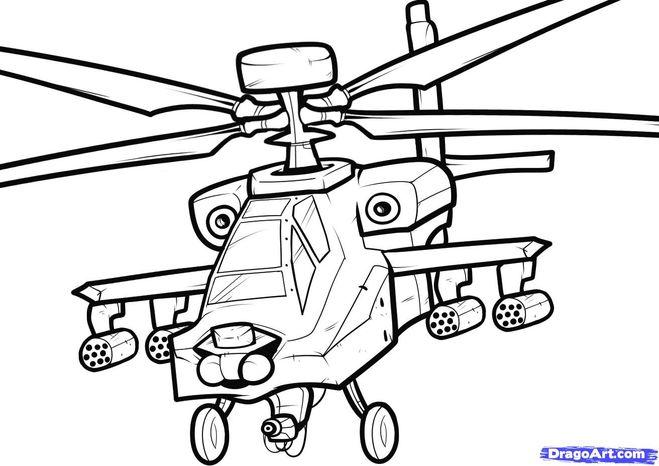 Как нарисовать вертушки