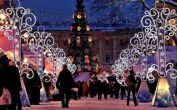 Где и когда пройдут Новогодние, Рождественские ярмарки, базары в Питере 2016/17?