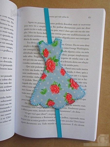 Закладки для книг сделать самому